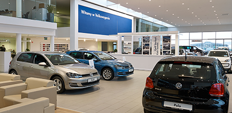 salon Volkswagen
